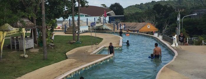 สวนน้ำสวนสัตว์สงขลา is one of Top 10 favorites places in Songkhla, Thailand.