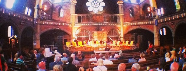 Union Chapel is one of Live music London.