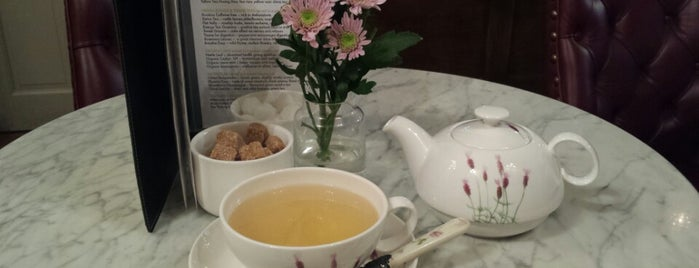 Oolong Flower Power Tea Shop is one of Dublin.