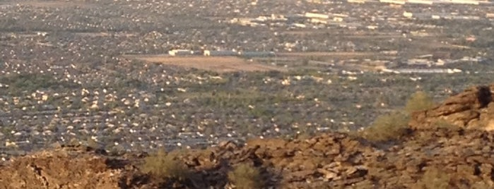 South Mountain Park is one of Top 10 favorites places in Phoenix, AZ.