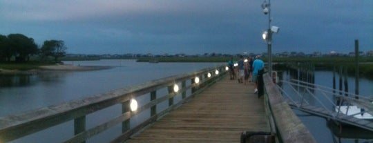 Murrell's Inlet Marshwalk is one of Top 10 favorites places in Myrtle Beach, SC.