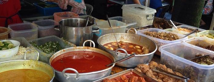 Nasi Dagang, Kerabu dan Berlauk Best is one of Eating in KL.