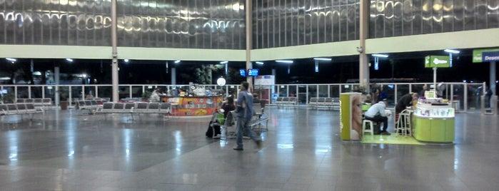 Terminal Rodoviário Frederico Ozanam is one of muito bom.;.