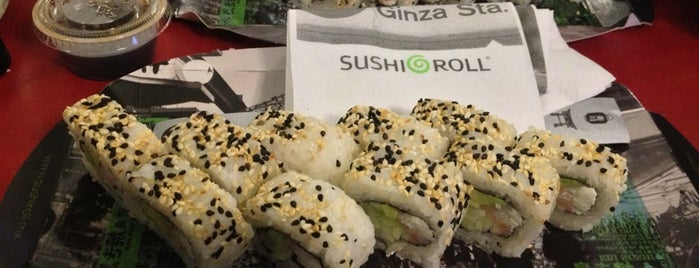 Sushi Roll is one of Cuernavaca..