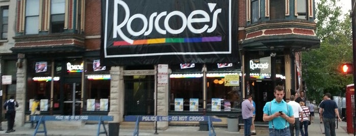 Roscoe's is one of Chicago, IL - Gay.