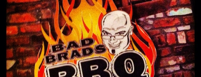 Bad Brad's BBQ is one of Viddles.