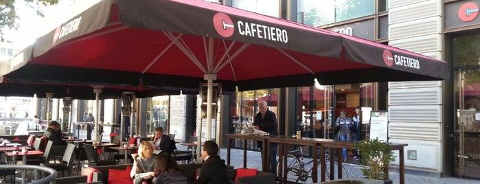 Cafetiero is one of Frankfurt for Non-Frankfurters.