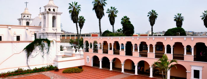 Universidad Privada San Juan Bautista - Sede Chorrillos is one of eventos.