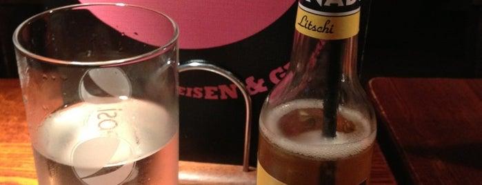 Schweinske is one of All-time favorites in Germany.