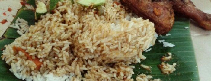 Juna Nasi Kukus is one of Makan @ Pahang #1.