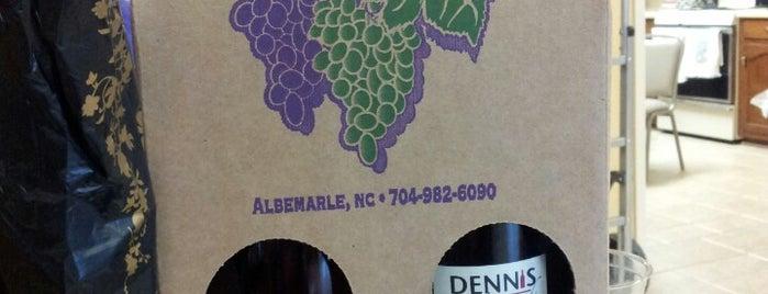 Dennis Winery is one of Must-visit Food in Albemarle.