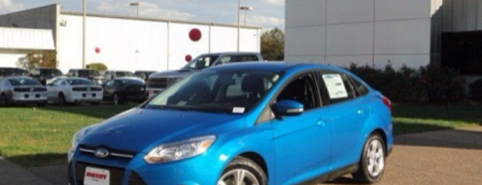 Sheehy Ford Lincoln is one of Favorite Places.