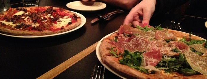 Dough Pizzeria Napoletana is one of Let's eat pizza in D-FW!.