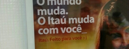 Itaú is one of Lugares....
