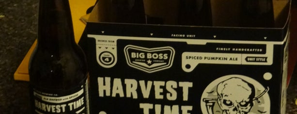 Big Boss Brewing Company is one of WannaSee's Tips.