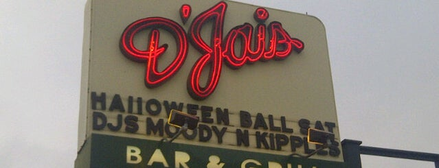 D'Jais Oceanview Bar & Cafe is one of Where to go in NYC.