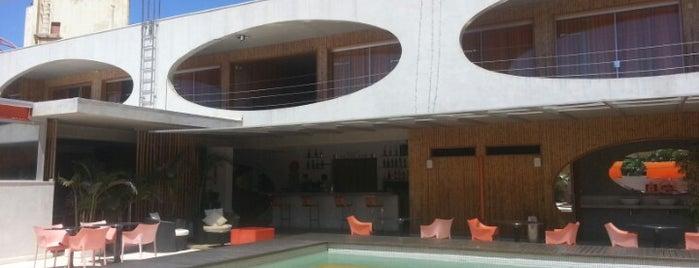 Cocoon Hotel is one of Restaurant Week Salvador.
