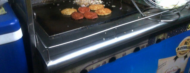 Wan Relau Burger is one of Burgers @ Penang.