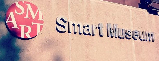 Smart Museum of Art is one of Potential Vendors.