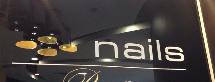 Nails Boutique is one of My Doha..