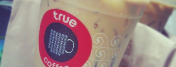 TrueCoffee (ทรูคอฟฟี่) is one of 12PM Check-Ins.