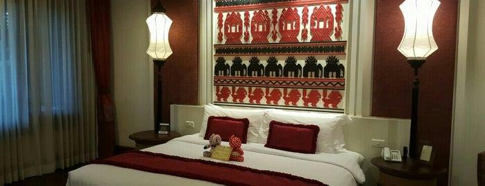 Sib San Luxury Hotel Rimping is one of Chaing Mai (เชียงใหม่).
