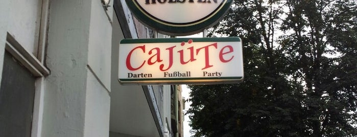 CaJüTe Barmbek is one of Buddy Bars.