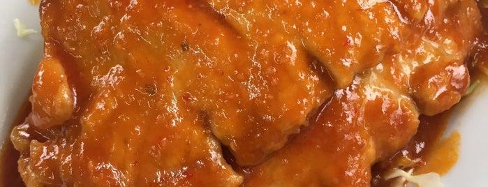 中華飯店 自由軒 is one of The 麺.