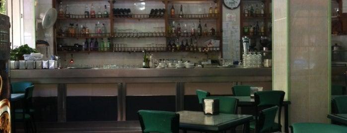 Los Malagueños is one of Algunos de mis sitios favoritos para comer.