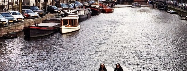 De Fles is one of Amsterdam.