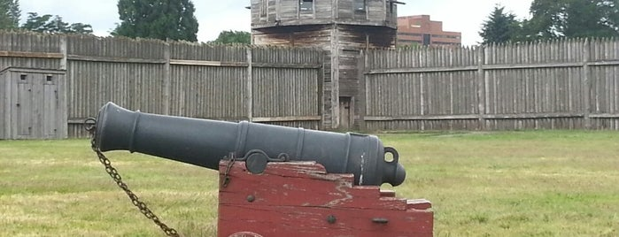 Fort Vancouver National Historic Site is one of Portlandia fun.
