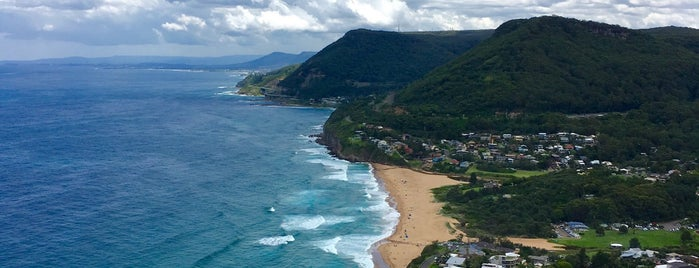 Royal National Park is one of Harbour City Badge.
