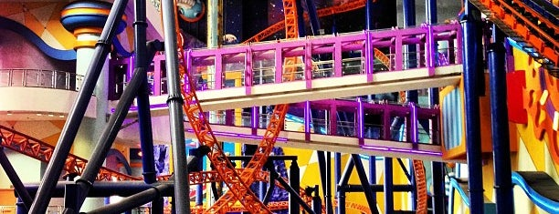 Berjaya Times Square Theme Park is one of All-time favorites in Malaysia.