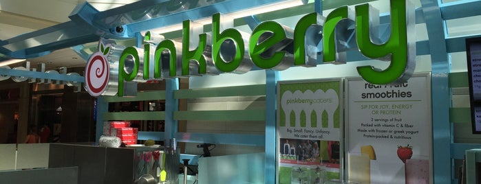 Pinkberry is one of Ottawa.