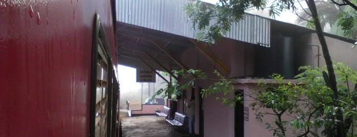 Nailiya Railway Station is one of Railway Stations In Sri Lanka.