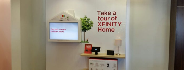 XFINITY Store by Comcast is one of My home.