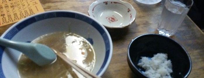 蘭々 is one of Ramen shop in Morioka.