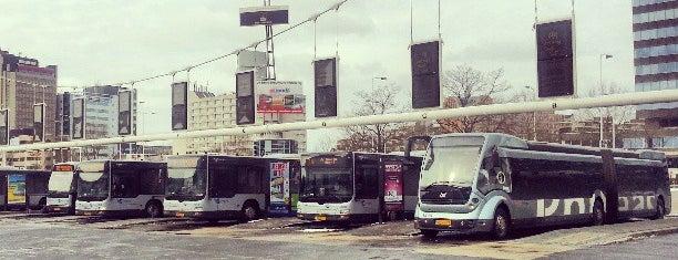 Busstation Eindhoven is one of Vaste plaatsen.