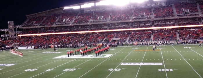 TD Place Stadium is one of Ottawa.