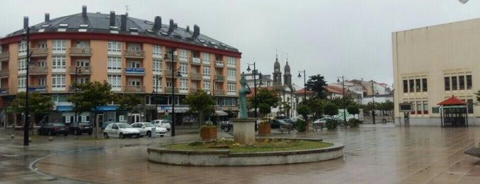 Cee is one of Concellos da Provincia da Coruña.