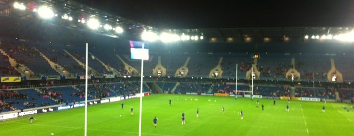 Stade Océane is one of Le Havre #4sqCities.