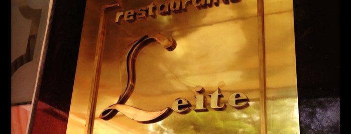 Restaurante Leite is one of Best Restaurants Recife/Melhores Restaurantes.