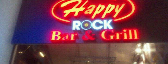 Happy Rock Bar & Grill is one of Barcelona.