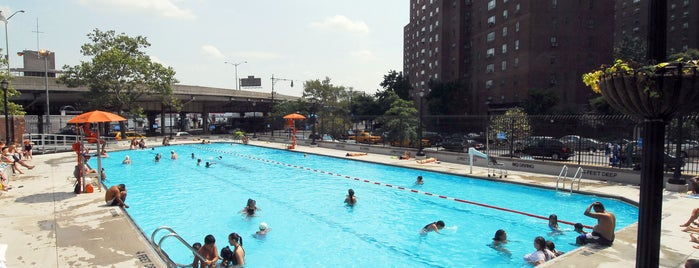 Asser Levy Recreation Center - Outdoor Swimming Pool is one of NYC I see.