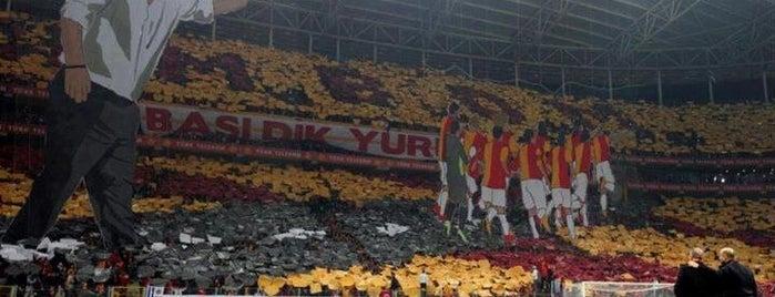 Türk Telekom Arena is one of Best Stadiums.