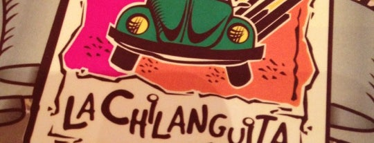 La Chilanguita is one of Favorite Night Club.