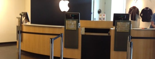 Apple Company Store is one of San Fran.
