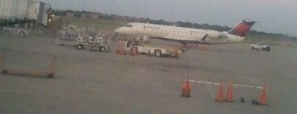 Gate B25 is one of Cincinnati Airport.