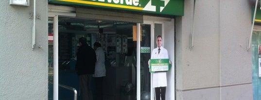 Farmacias Cruz Verde is one of Wolf's Dominions.