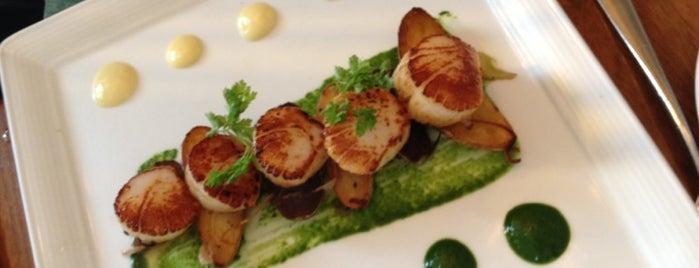 Café du Parc is one of 100 Very Best Restaurants - 2012.